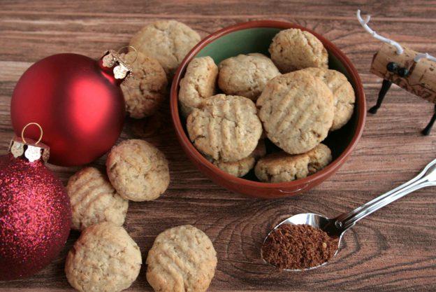 Hafer-Kokos-Plätzchen Haferflocken Kekse Zimt Just Spices