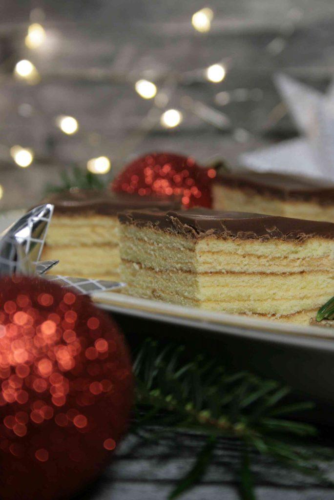 Baumkuchen, Weihnachten, Rührteig, etwas Besonderes, Schokolade