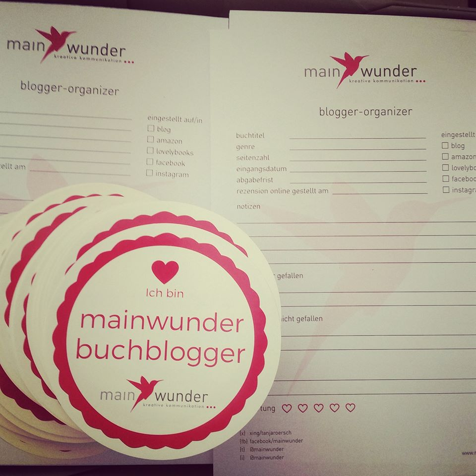 krimiundkeks mainwunder buchblogger buchmarketing