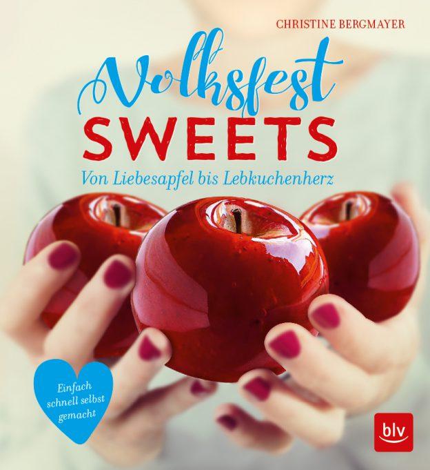 Backbuch Volksfest Sweets BLV krimiundkeks Oktoberfest Wiesn