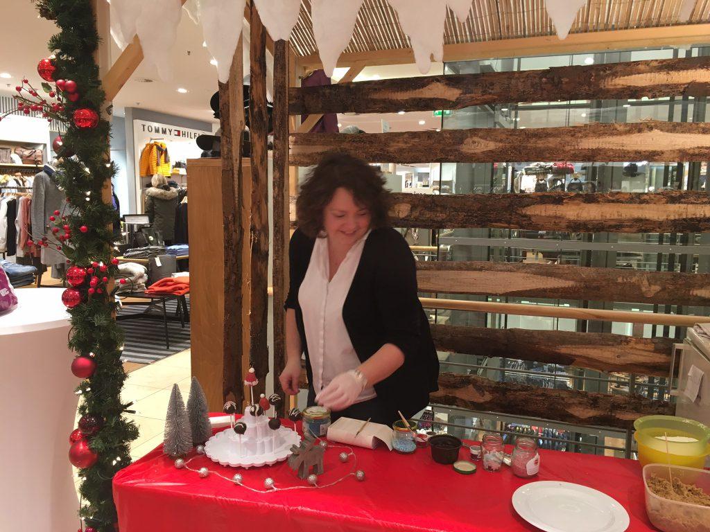 Cakepops, krimiundkeks, Modehaus Heinze Kuchen Rührkuchen Weihnachten