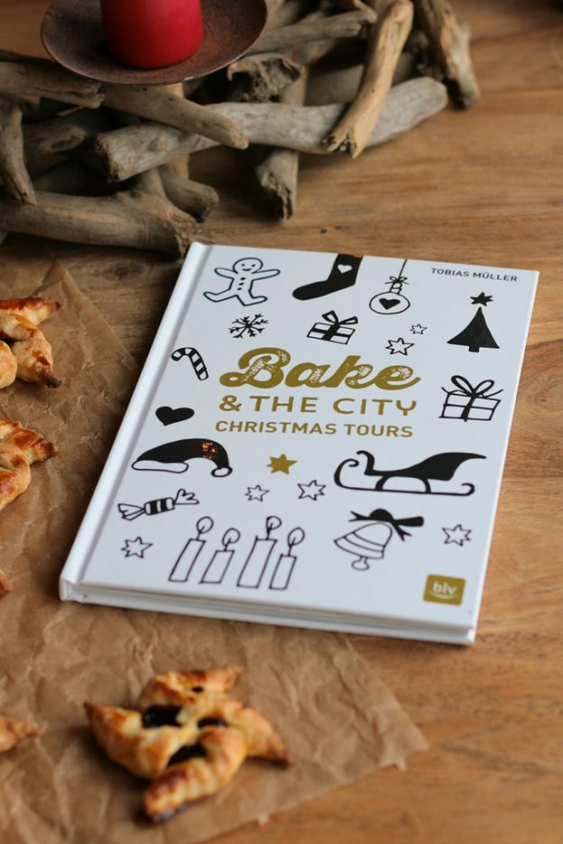 Backbuch Bake & the City Christmas Tours Tobias Müller Kuchenbäcker krimiundkeks Weihnachten