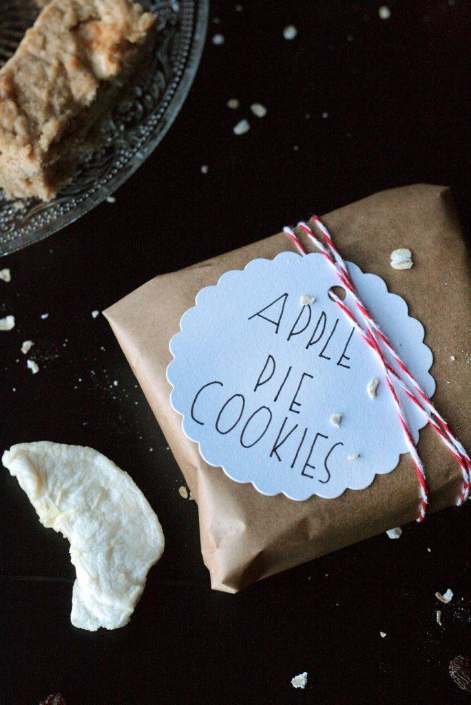 Apple-Pie-Cookies, Apfel, Cookies, schnelle Rezepte, Zimt, Erdnussbutter, Kekse, krimiundkeks, Lecker für jeden Tag