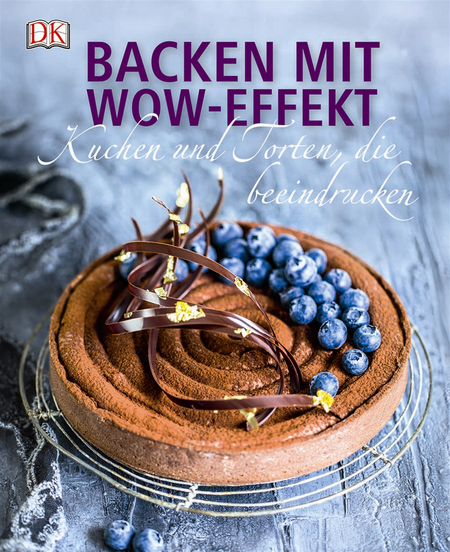 Backen mit Wow-Effekt Backbuch Rezension Backen DK Verlag krimiundkeks