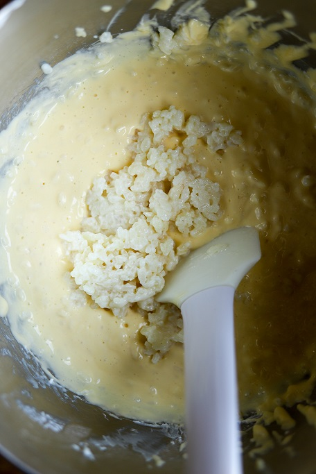 Blogevent Milchreis Käsekuchen Mürbeteig Quark Cheesecake Apfel Reis Labsalliebe krimiundkeks