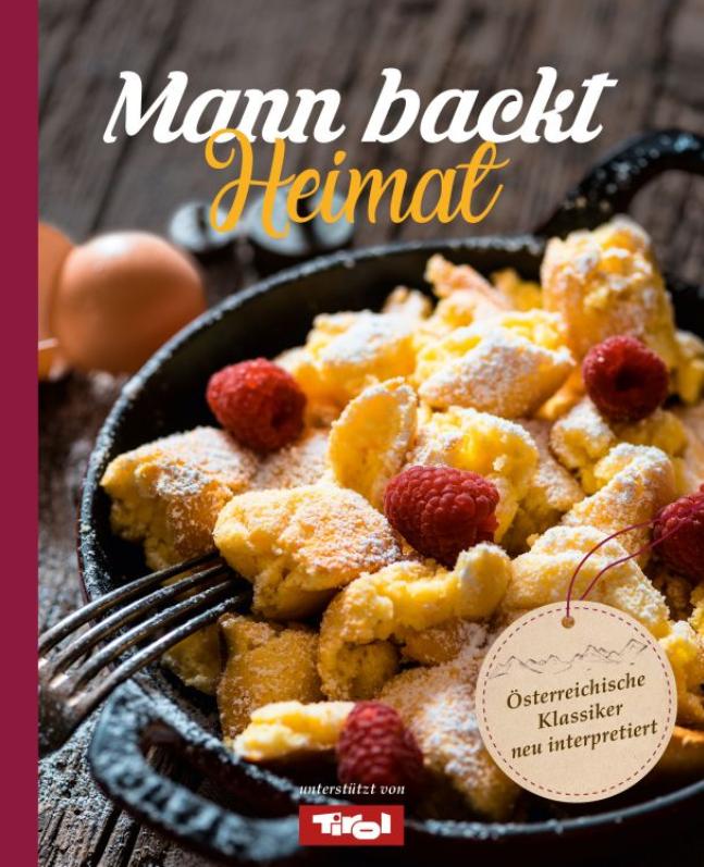Mann backt Heimat Backbuch Marian Moschen backen Rezepte Österreich Strudel Lingen Verlag krimiundkeks