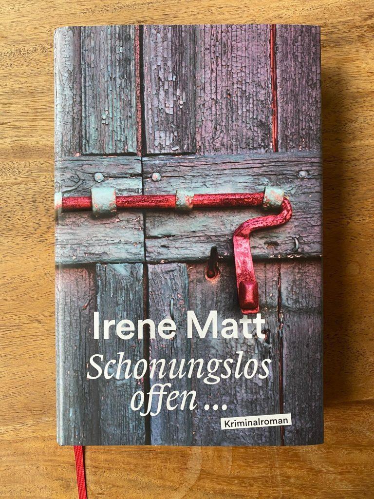 Irene Matt Schonungslos offen Markgräflerland Krimi krimiundkeks Rezension