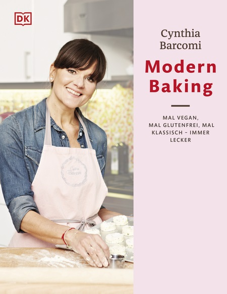 Backbuch Modern Baking Cynthia Barcomi Backen krimiundkeks
