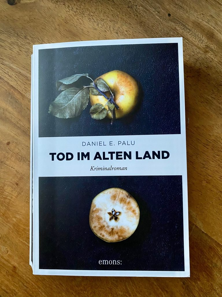 Rezension Tod im Alten Land Emons Verlag Hamburg Altes Land krimiundkeks Daniel E. Palu
