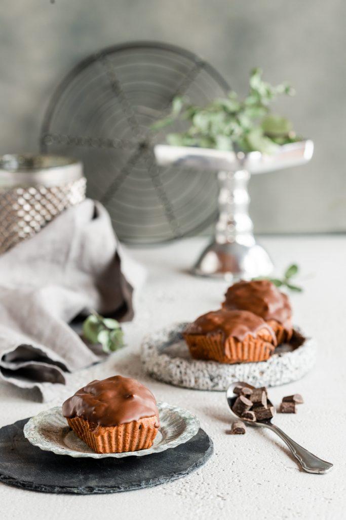 Lumumba-Minis Lumumba Rum Schokolade Schokoladenkuchen Schokokuchen Muffins Tote Tante krimiundkeks