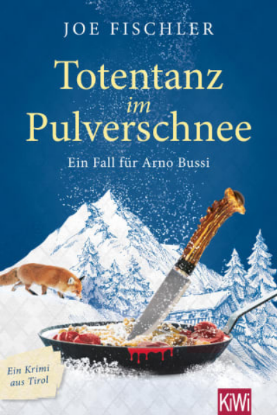 Arno Bussi Kiepenheuer & Witsch Joe Fischler krimiundkeks