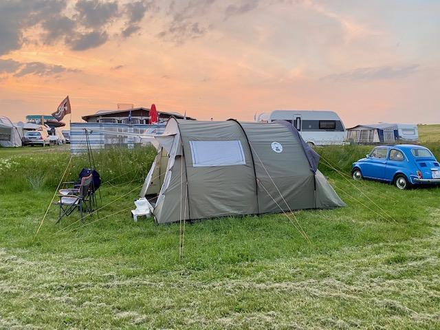 Camping Zelten Wremen Nordsee