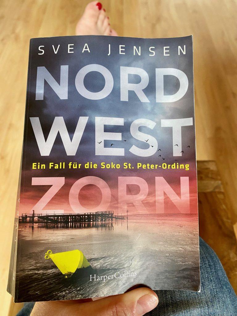 Nordwestzorn Svea Jensen Harper Collins St. Peter-Ording Nordsee Krimi Rezension